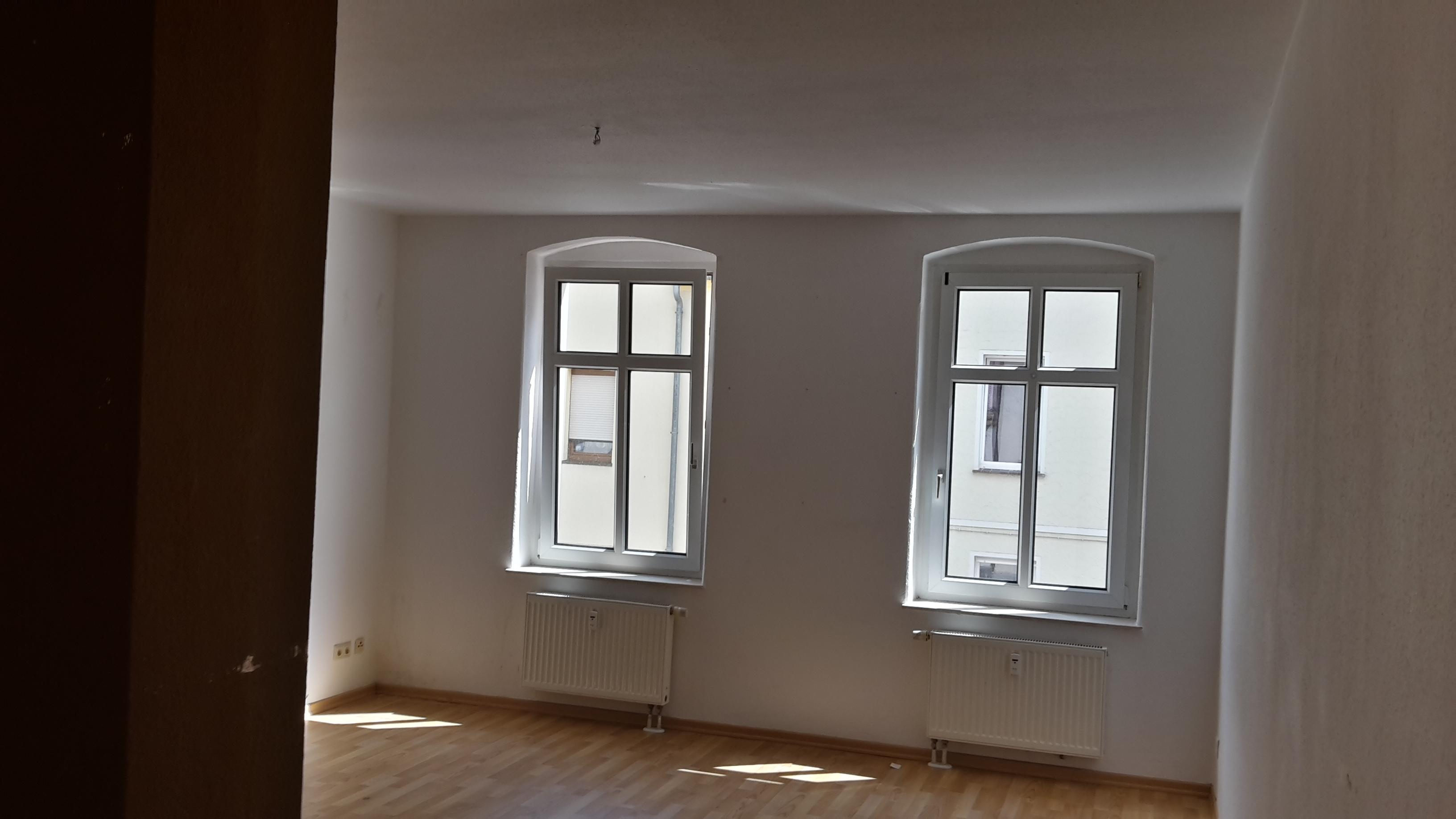 Wohnung Wohnzimmer 2 | 2 Raum Maisonette Wohnung Lindenstrasse 8 07546 Gera Ostviertel